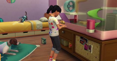 EA posunęło się za daleko, wypuszcza akcesoria dla dodatków ze zwierzakami w The Sims 4!